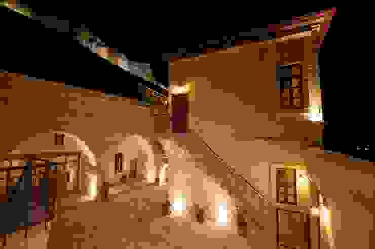 Kayakapi Premium Caves - Cappadocia – Kuşçular Konağı Öncesi Ve Sonrası:  tarz Evler,