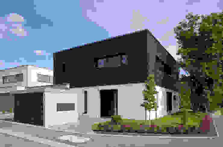 Nowoczesne domy od Hofmann Keicher Ring Architekten Nowoczesny