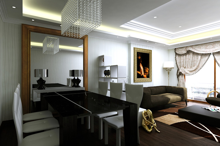 modern  by Abb Design Studio, Modern