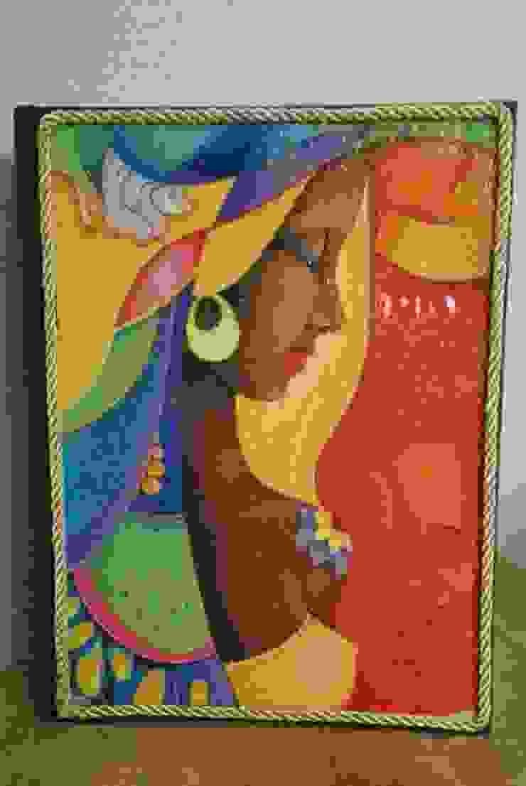 """Shining lady"" de Confetti Art World Moderno"