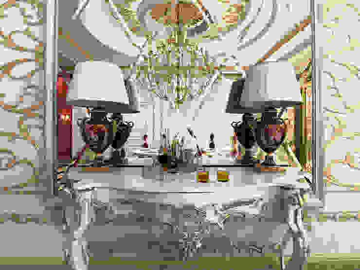 VIP Yemek salonu – Türkmenistan Abb Design Studio Klasik