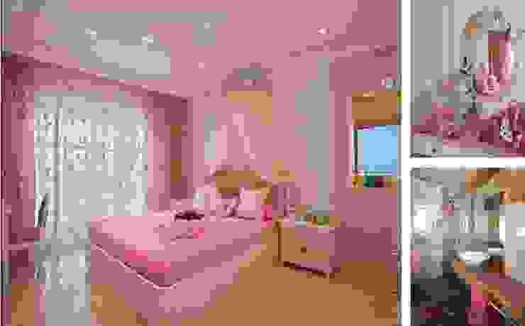 Apartment Modern nursery/kids room by archana_kejriwal Modern