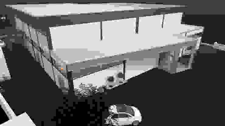 Edifício Amadeu Seguro Casas modernas por Rúben Ferreira | Arquitecto Moderno