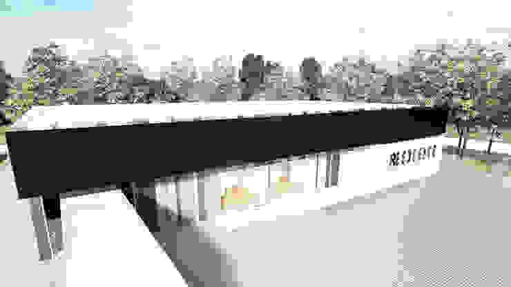 Edifício Residence por Rúben Ferreira | Arquitecto Moderno