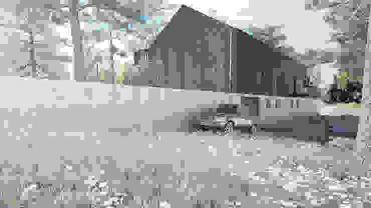 Casa do Povo Locais de eventos modernos por Rúben Ferreira | Arquitecto Moderno