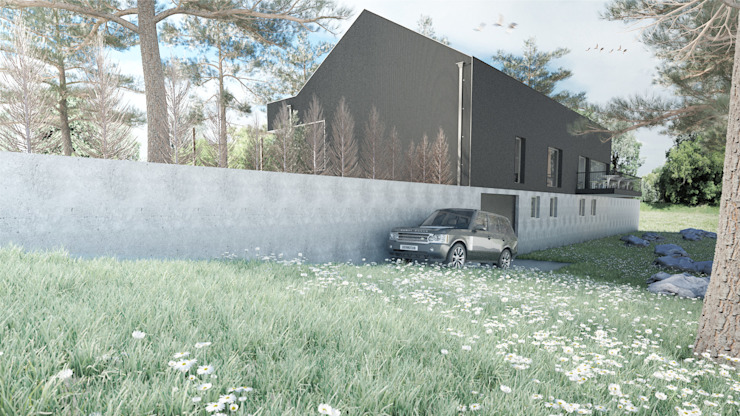 People House by Rúben Ferreira | Arquitecto Modern