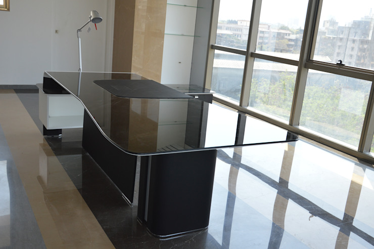 Kedia Enterises Office by Touch International (Mumbai & Pune)