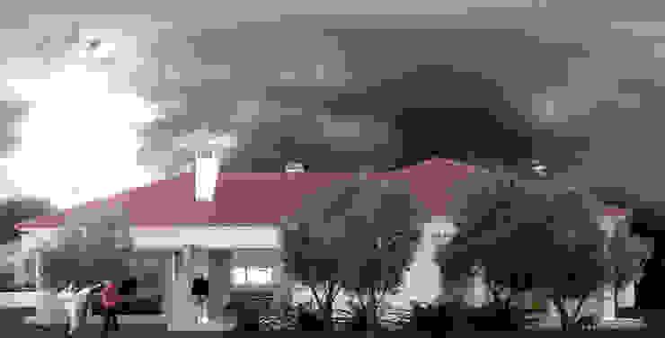 Casa AA: Casas  por Rúben Ferreira | Arquitecto,Moderno