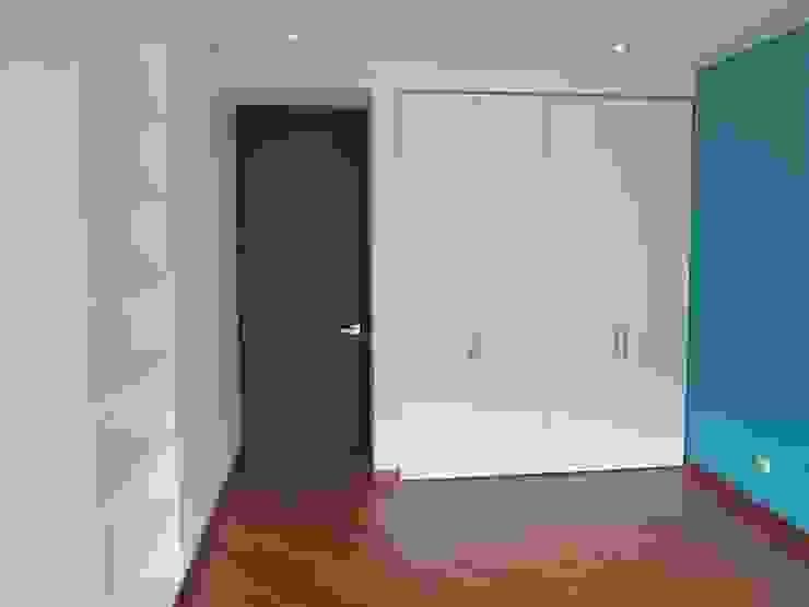 APTO MEJIA – MORA Habitaciones para niños de estilo moderno de unouno estudio Moderno
