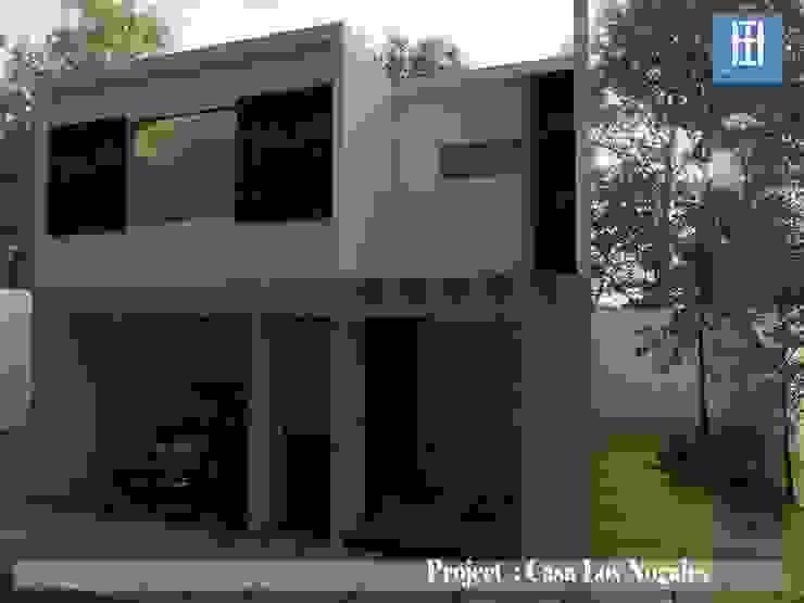 Casas modernas de IH Architecture & Design Moderno