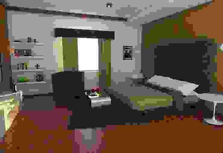 Dormitorios modernos: Ideas, imágenes y decoración de IH Architecture & Design Moderno