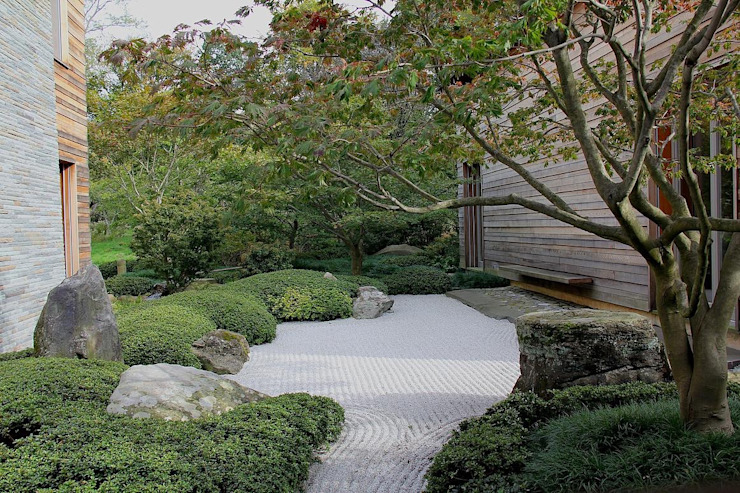 Projekty,  Ogród zaprojektowane przez Ecologic City Garden - Paul Marie Creation, Azjatycki