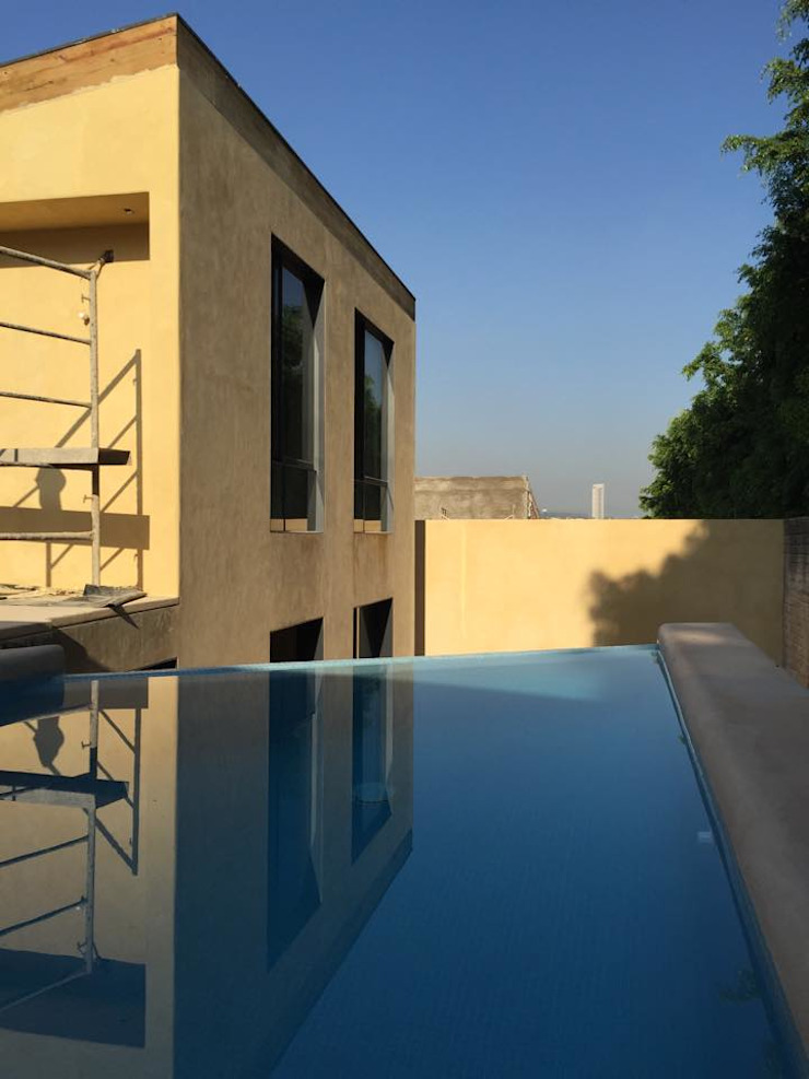 VWA Casas modernas de VILLAR WATTY ARQUITECTOS Moderno