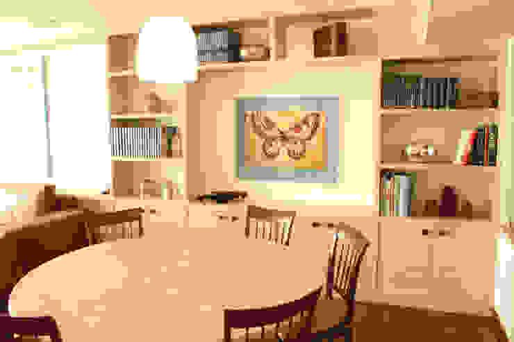 Departamento Frondoso- Boué Arquitectos Casas modernas de Boué Arquitectos Moderno
