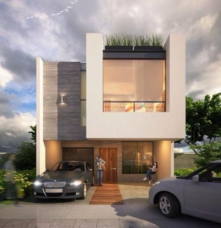 Espacea Casas modernas de ESPACEA Moderno