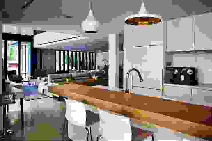 Espacea Cocinas modernas de ESPACEA Moderno
