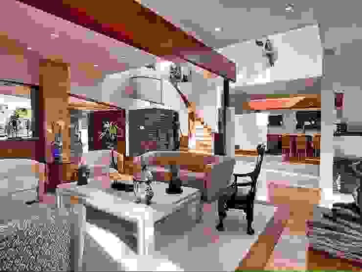 Espacea Salones modernos de ESPACEA Moderno