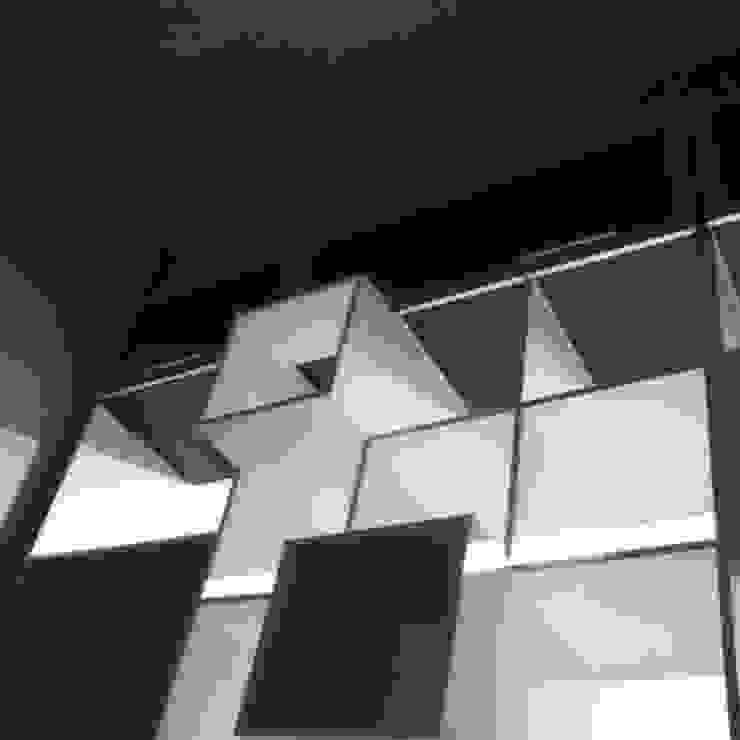 NIDO Arquitectos Salones modernos de NIDO ARQUITECTOS Moderno
