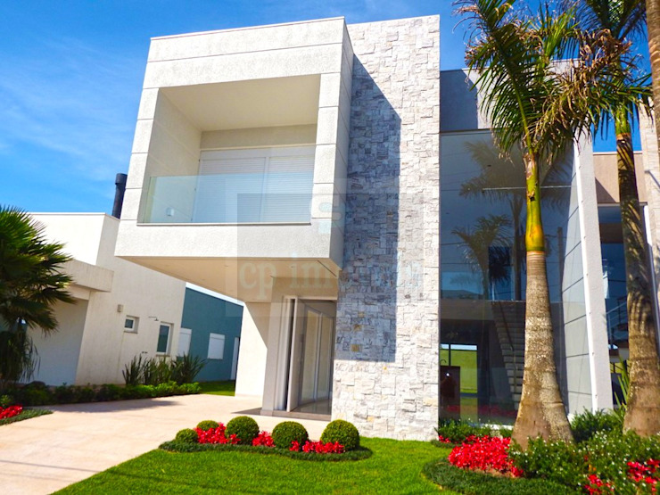 Minimalist houses by Cipriani Arquitetura e Construção Minimalist