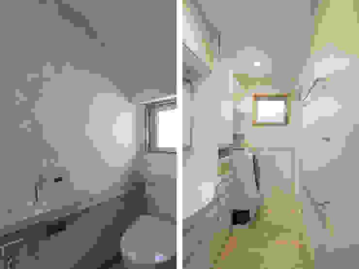 株式会社エキップ Modern bathroom