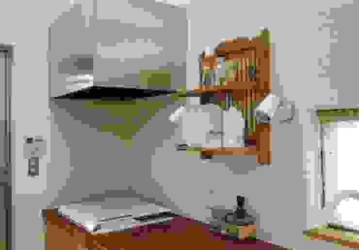 Modern Kitchen by 株式会社 atelier waon Modern