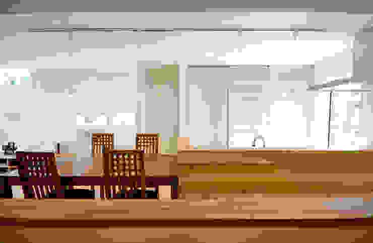 自家菜園の家 ダイニング の フォーレストデザイン一級建築士事務所