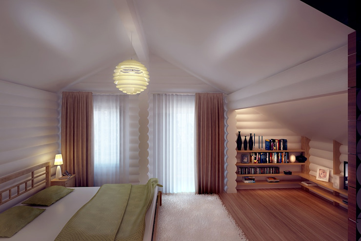 by Design studio of Stanislav Orekhov. ARCHITECTURE / INTERIOR DESIGN / VISUALIZATION. Класичний