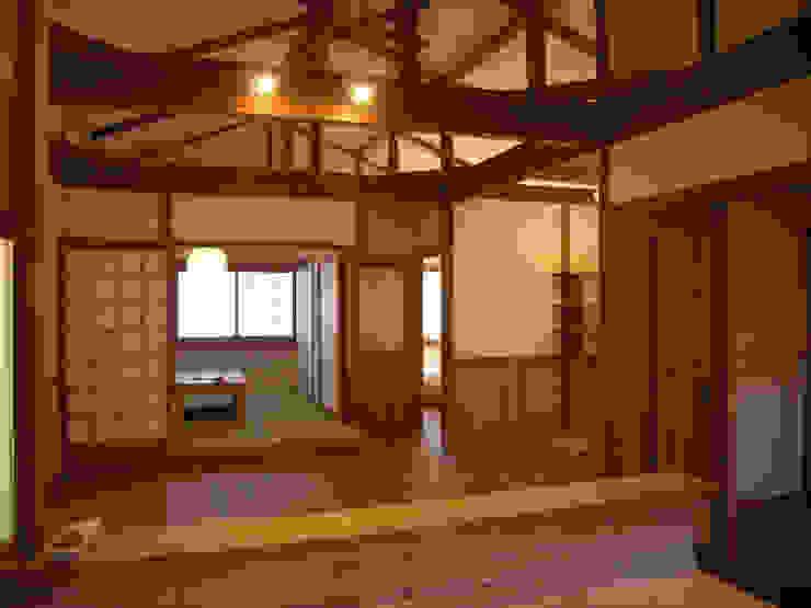 施工事例 アジア・和風の 窓&ドア の drem.tao.koubou 和風