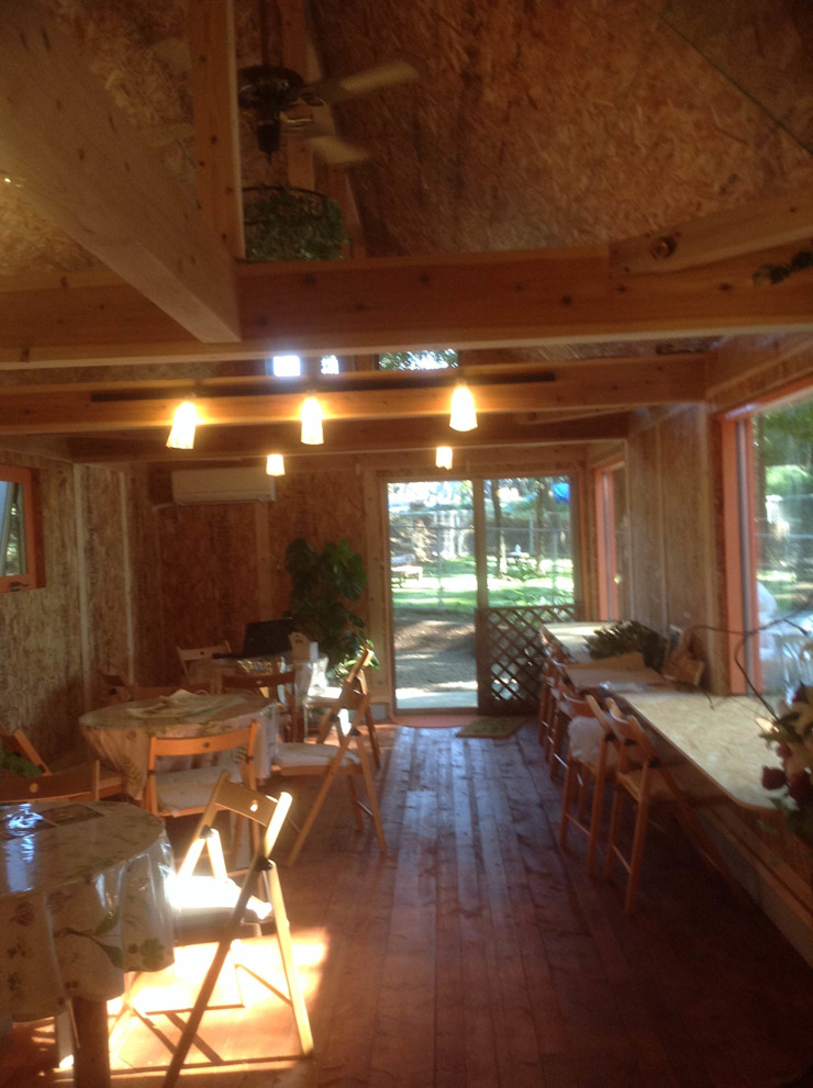 施工事例2 モダンな 窓&ドア の drem.tao.koubou モダン