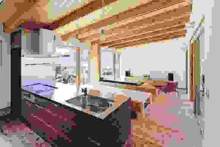 出石町の家 モダンな キッチン の 一級建築士事務所 有限会社NEOGEO(ネオジオ) モダン