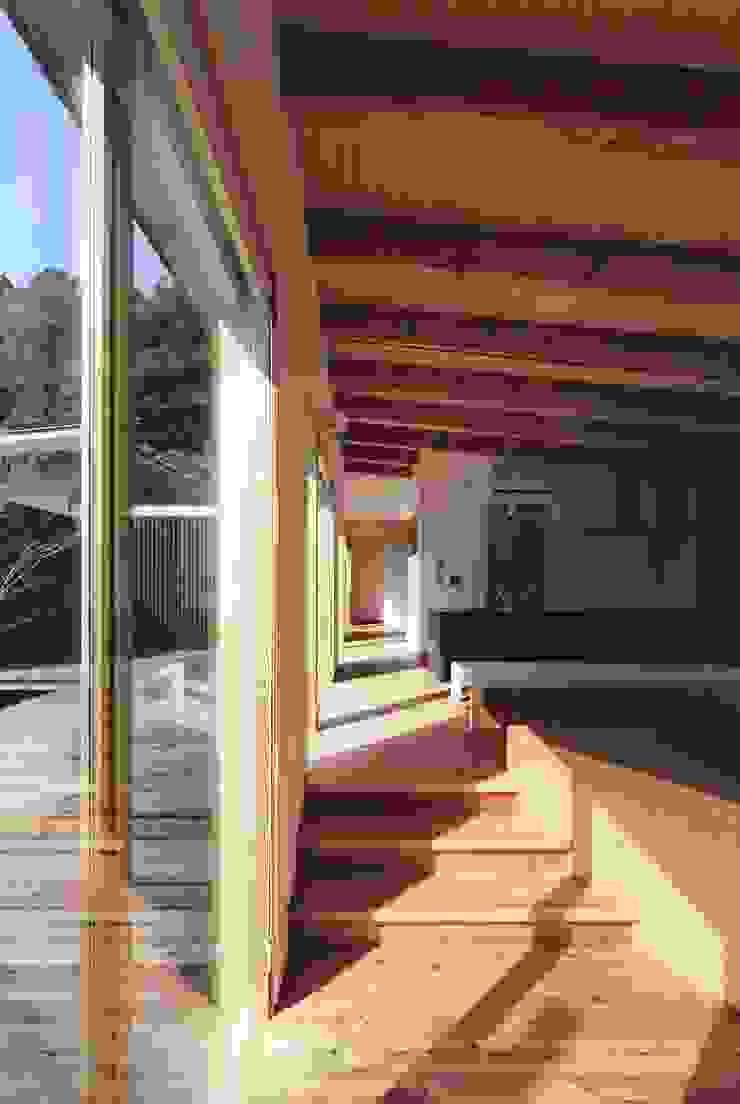 出石町の家 モダンデザインの テラス の 一級建築士事務所 有限会社NEOGEO(ネオジオ) モダン