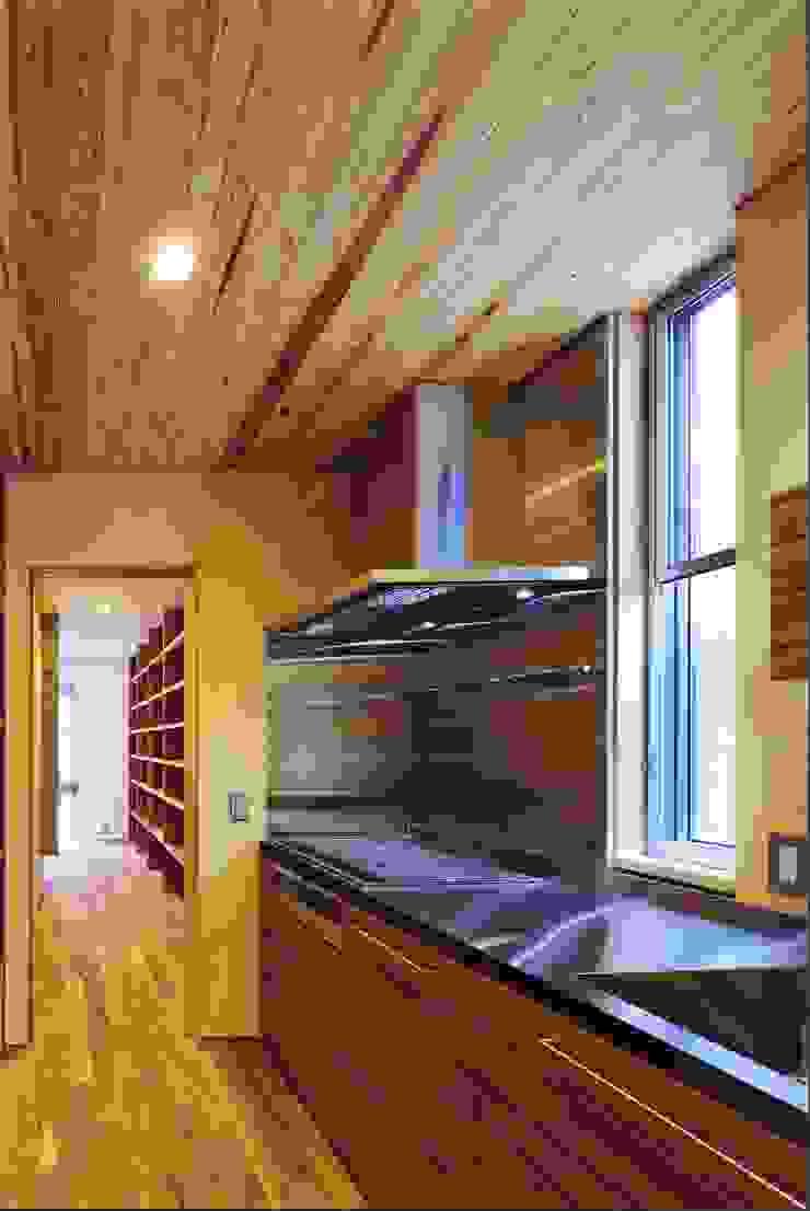 高殿の家 モダンな キッチン の 一級建築士事務所 有限会社NEOGEO(ネオジオ) モダン