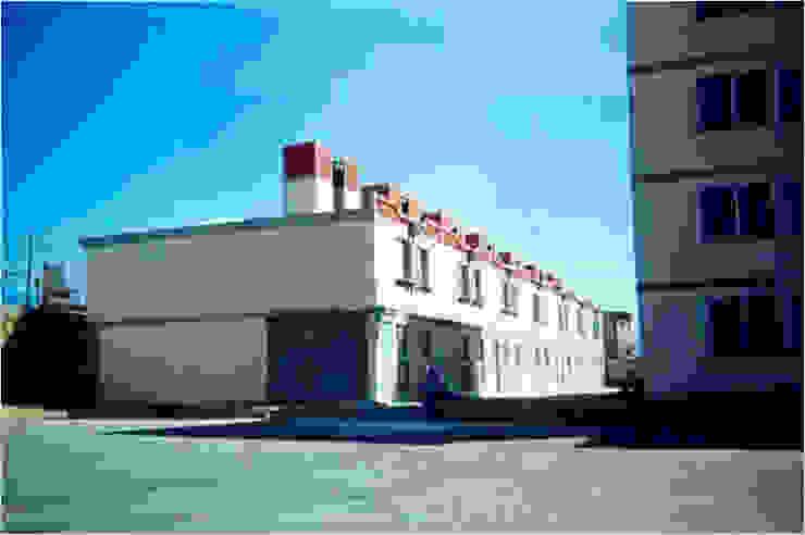6424 Arquitectura Creativa Casas modernas de 6424 Arquitectura Creativa Moderno