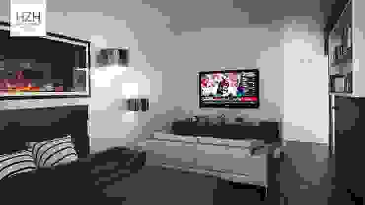 HZH Arquitectura Dormitorios modernos de HZH Arquitectura & Diseño Moderno