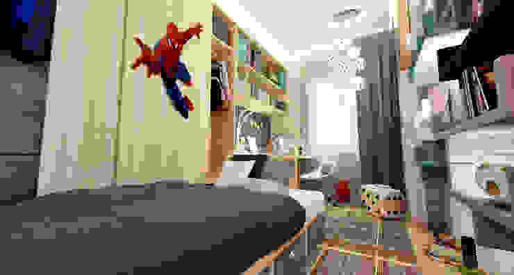 Selective Prestige Modern Çocuk Odası HePe Design interiors Modern