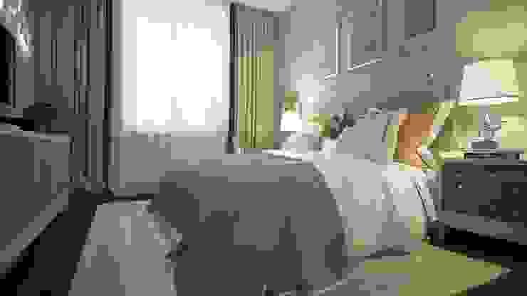 Ausgefallene Schlafzimmer von KYD BURO Ausgefallen
