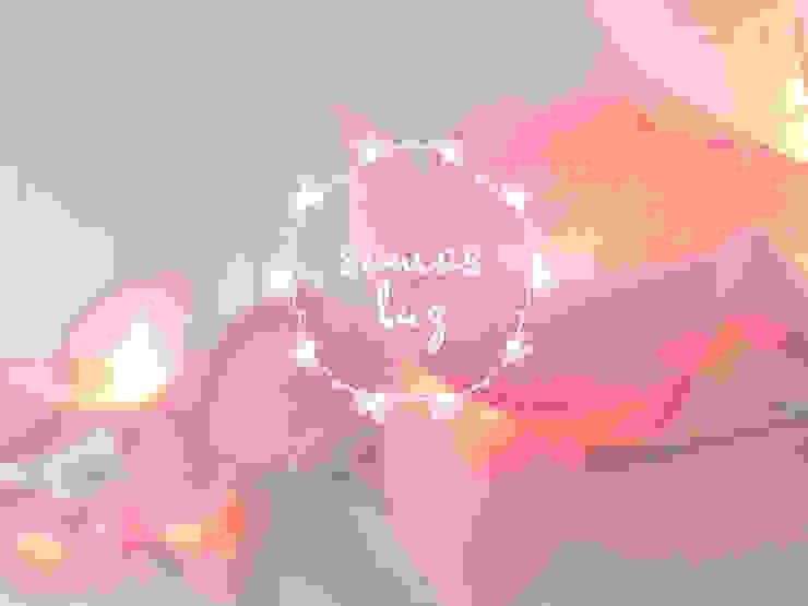 flores handmade rosas de Somos Luz Mediterráneo