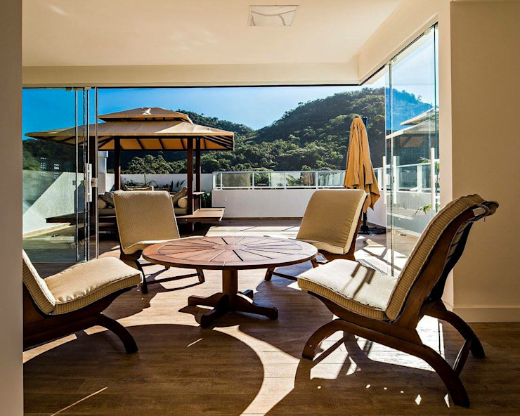 Ocean House 62 Spa moderno por Espezim Biazzetto Arquitetura Moderno