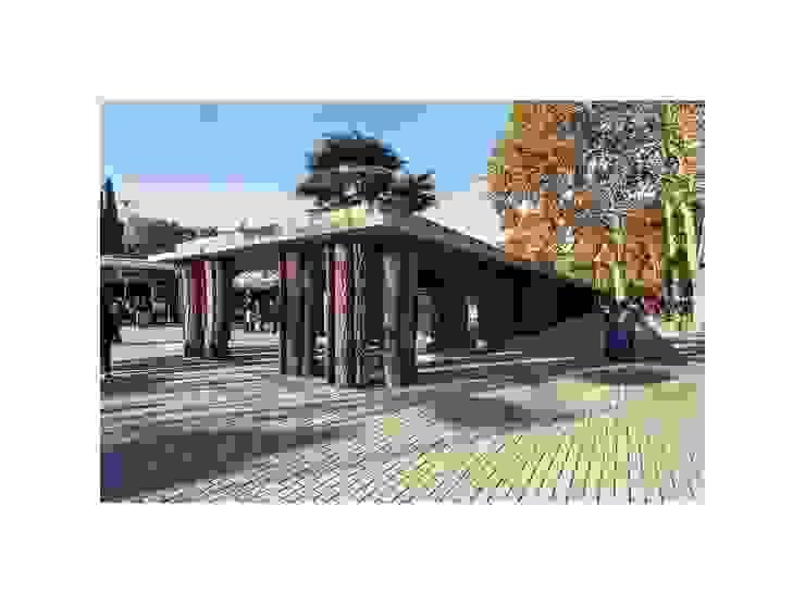 Obras Públicas Galerías y espacios comerciales de estilo moderno de Estudio de fotografía y arquitectura Moderno