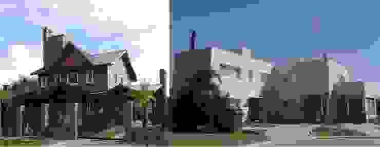 Casas Unifamiliares Casas modernas: Ideas, imágenes y decoración de soledad Moderno