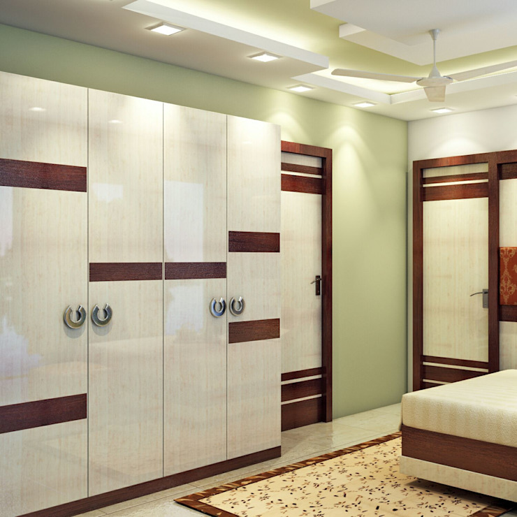 15 Pictures Of Cupboards And Wardrobes In Indian Homes