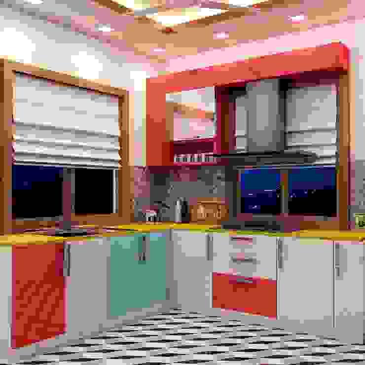 modern  by Creazione Interiors, Modern