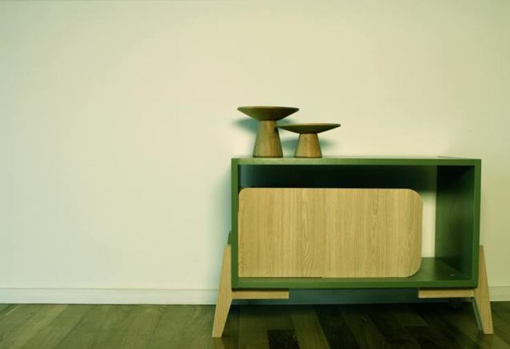 CRISTIAN.MOHADED.STUDIO Living roomCupboards & sideboards
