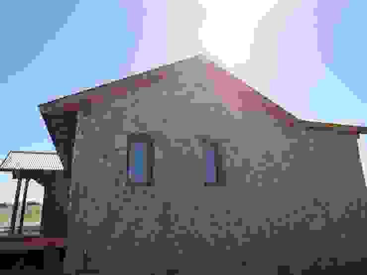 CASA GA LC Casas modernas: Ideas, imágenes y decoración de RHO ARQUITECTOS Moderno