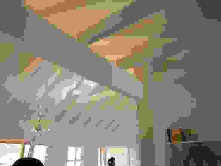 CASA GA LC Livings modernos: Ideas, imágenes y decoración de RHO ARQUITECTOS Moderno