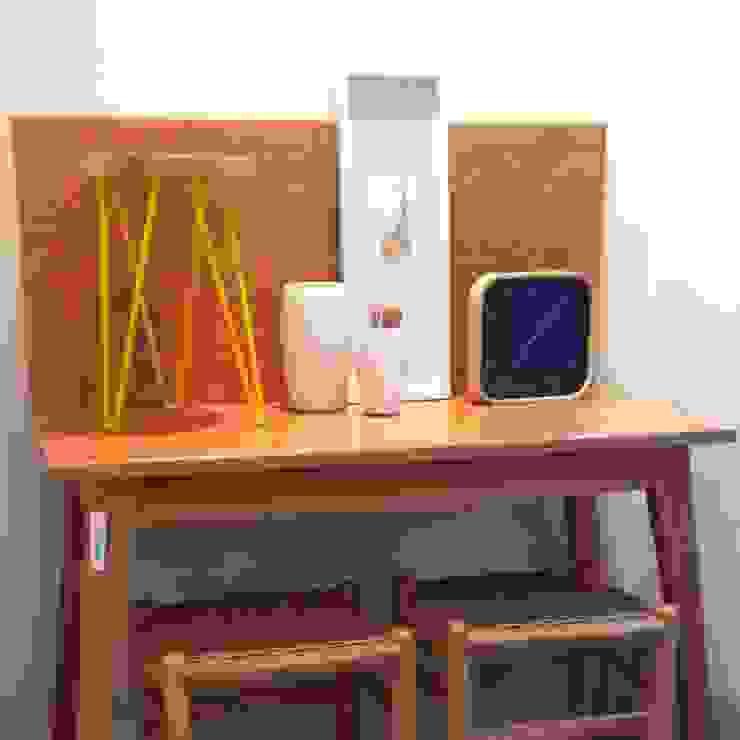 Espacios y Muebles by MO Mobiliario Objetos MO EstudioEscritorios