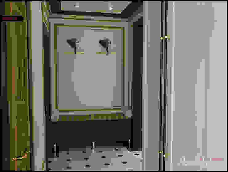 Квартира текстильщики Коридор, прихожая и лестница в эклектичном стиле от Valeria Bylgakova&Design group Эклектичный Камень