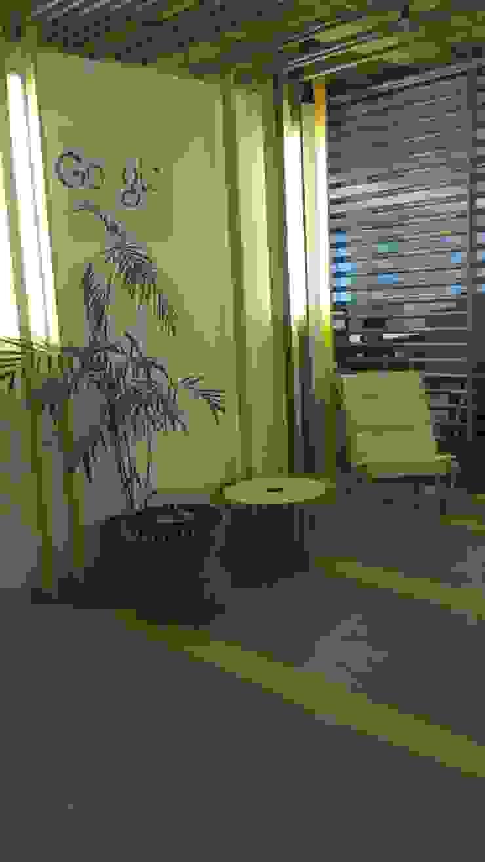 Mobiliario de bajo impacto ambiental - Para Google de gruba Moderno