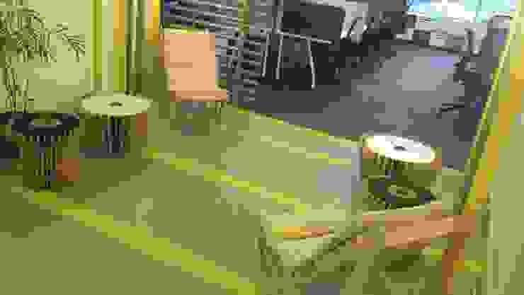 Mobiliario de bajo impacto ambiental – Para Google de gruba Moderno