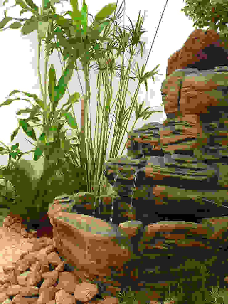 La fuente, desde mas cerca de Zen Ambient